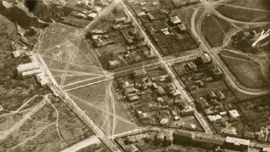 Поместье Поля 1918